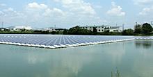 平池水上太陽光発電所