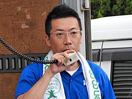 グリーンコープ生協 おおさか成専務理事